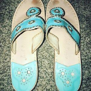 Jack Roger sandals
